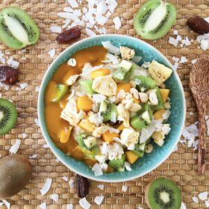 Tropical Rice Porridge